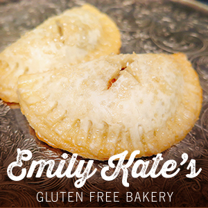 EmilyKate GLUTEN FREE Apple Hand Pies (Qty - 6)